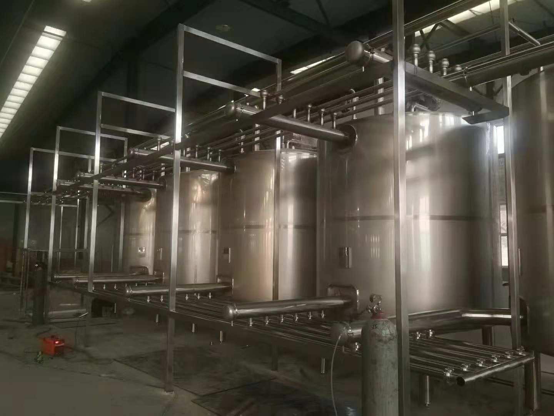 海參生物飲料生產線