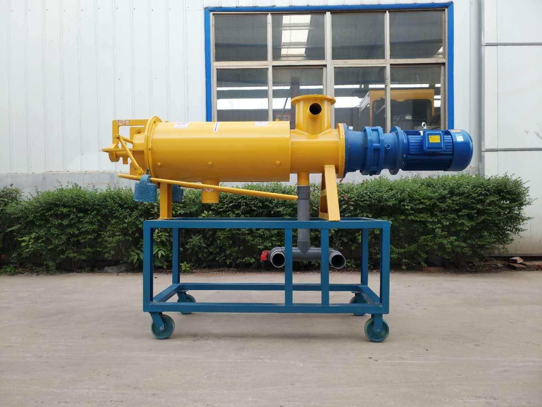 畜禽糞便處理設備加盟-冠景潤環保設備供應口碑好的固液分離機