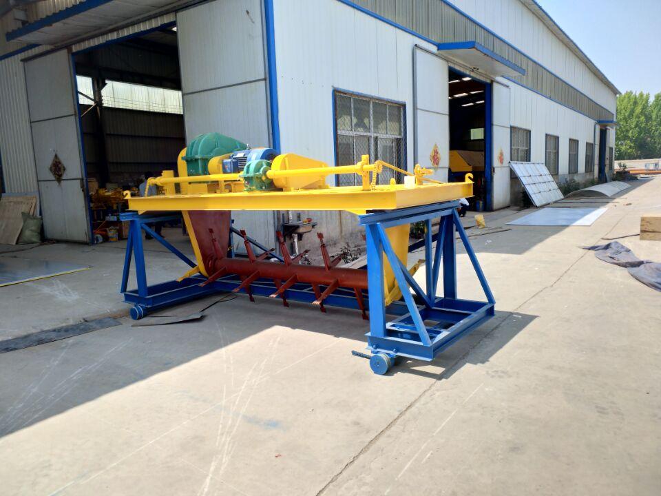 大型槽式翻拋機-專業的槽式翻堆機廠家推薦