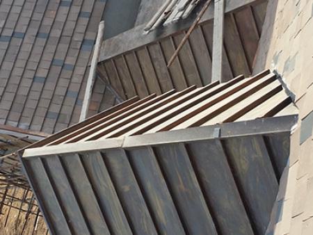 银川桐屋面设计-品质铜屋面现货供应