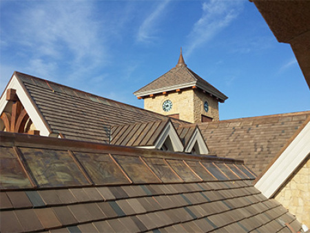 铜屋面加工订做高端大气-买可信赖的铜屋面-就到宁夏福美嘉门窗