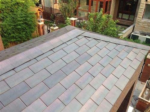 铜屋面加工订做高端大气-供应银川优惠的铜屋面