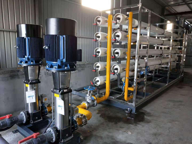 反滲透設備價格-益都水處理設備反滲透設備作用怎么樣