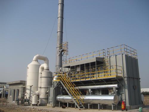 催化燃烧环保设备 泊头市启点环保催化燃烧设备供应商