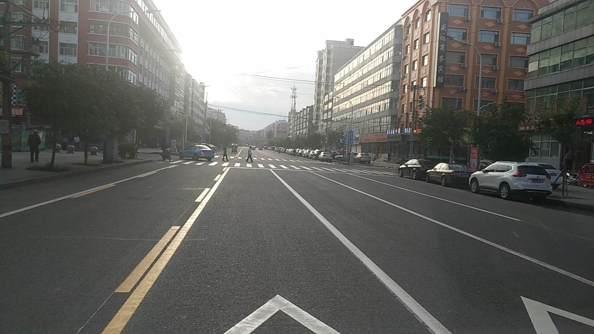 道路劃線施工-遼寧口碑好的劃線
