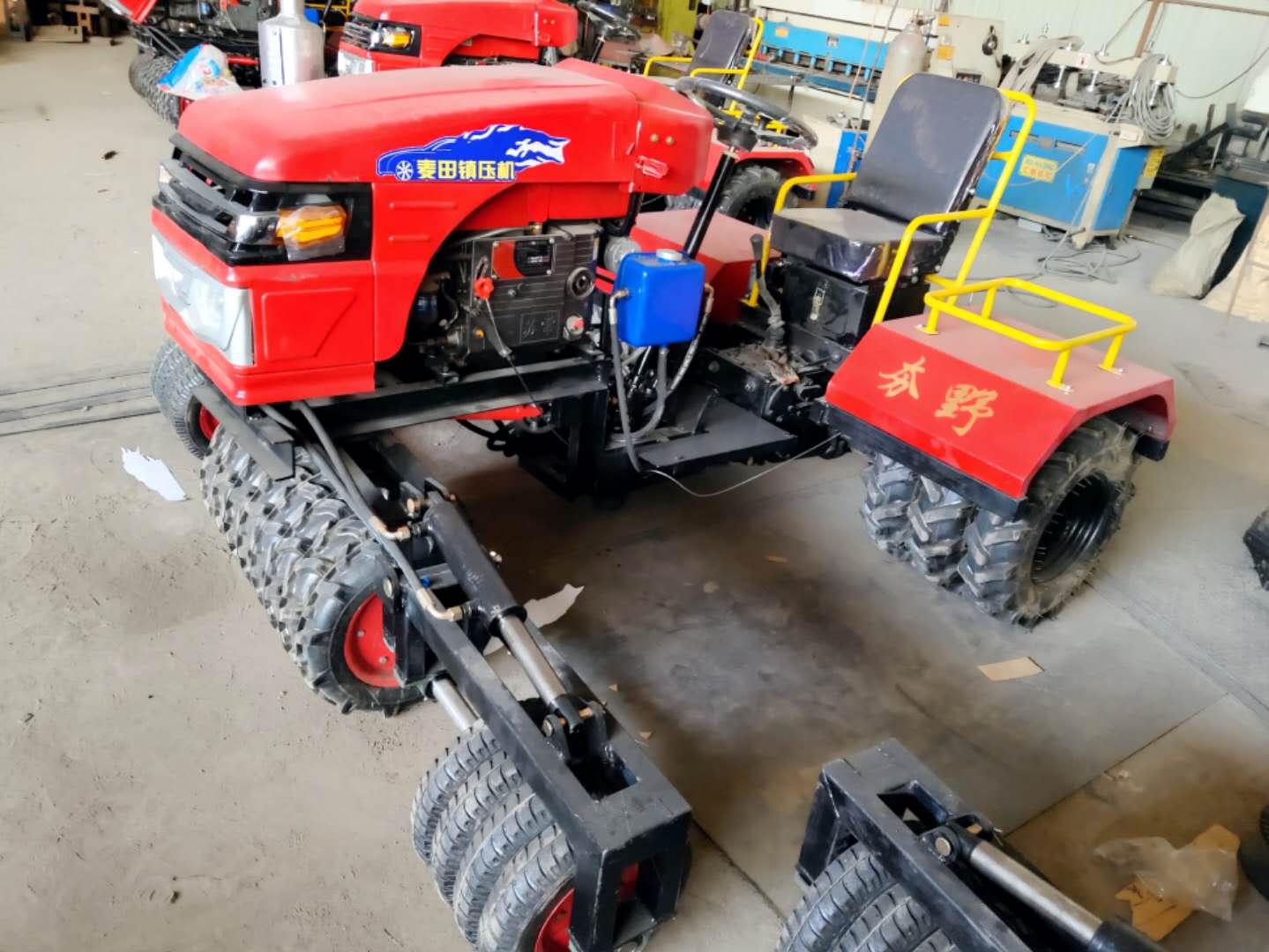 匯鼎機械高性價小麥壓地機_你的理想選擇,保定小麥壓地機