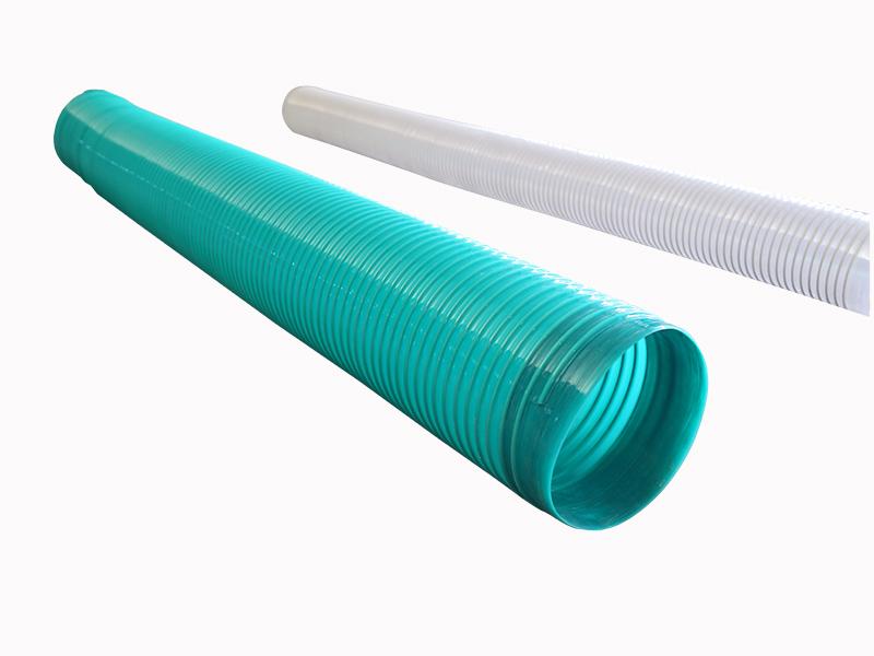 杭州PU钢丝软管厂家-金园塑料专业供应PU钢丝软管