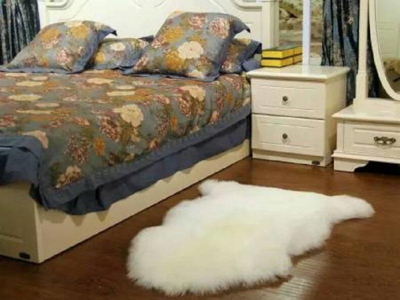 进口羊毛地毯的优势