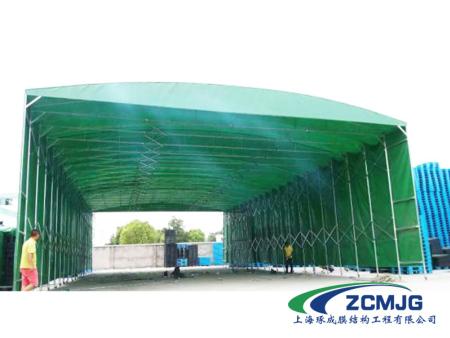 上海推拉棚生产厂家-专业设计制造推拉棚