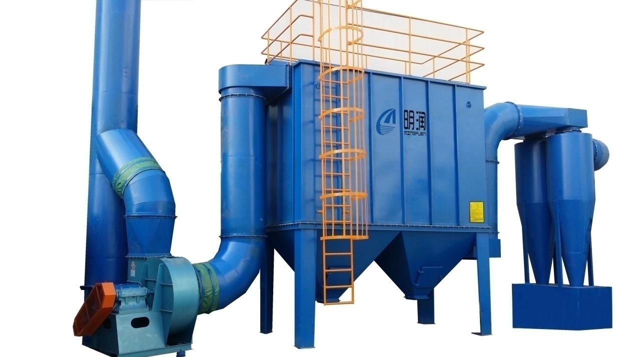 江西在線式脈沖袋式除塵器_銷量好的在線式脈沖袋式除塵器哪里有賣