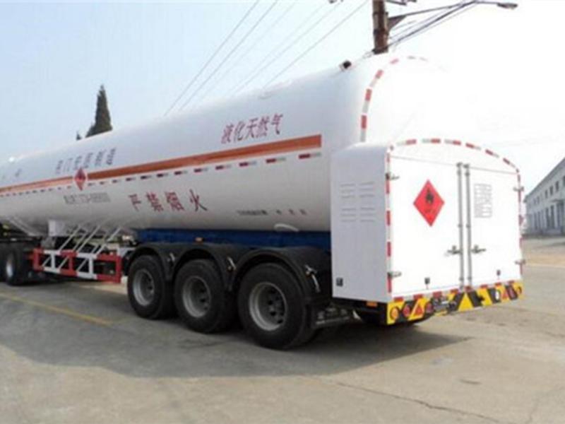 液化气零售-开封高性价低温液体运输半挂车_厂家直销