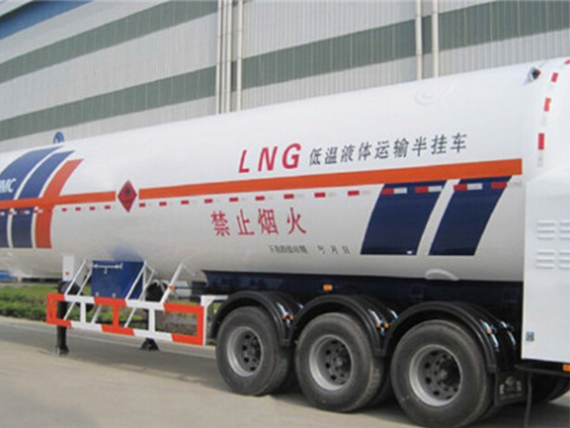液化天然气供应-哪里能买到报价合理的低温液体运输半挂车