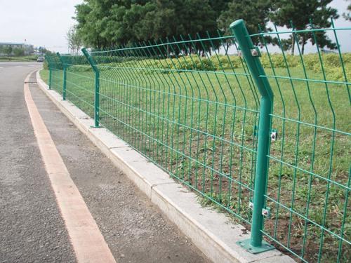 昌江栅条护栏_供应海口新品海南双边护栏