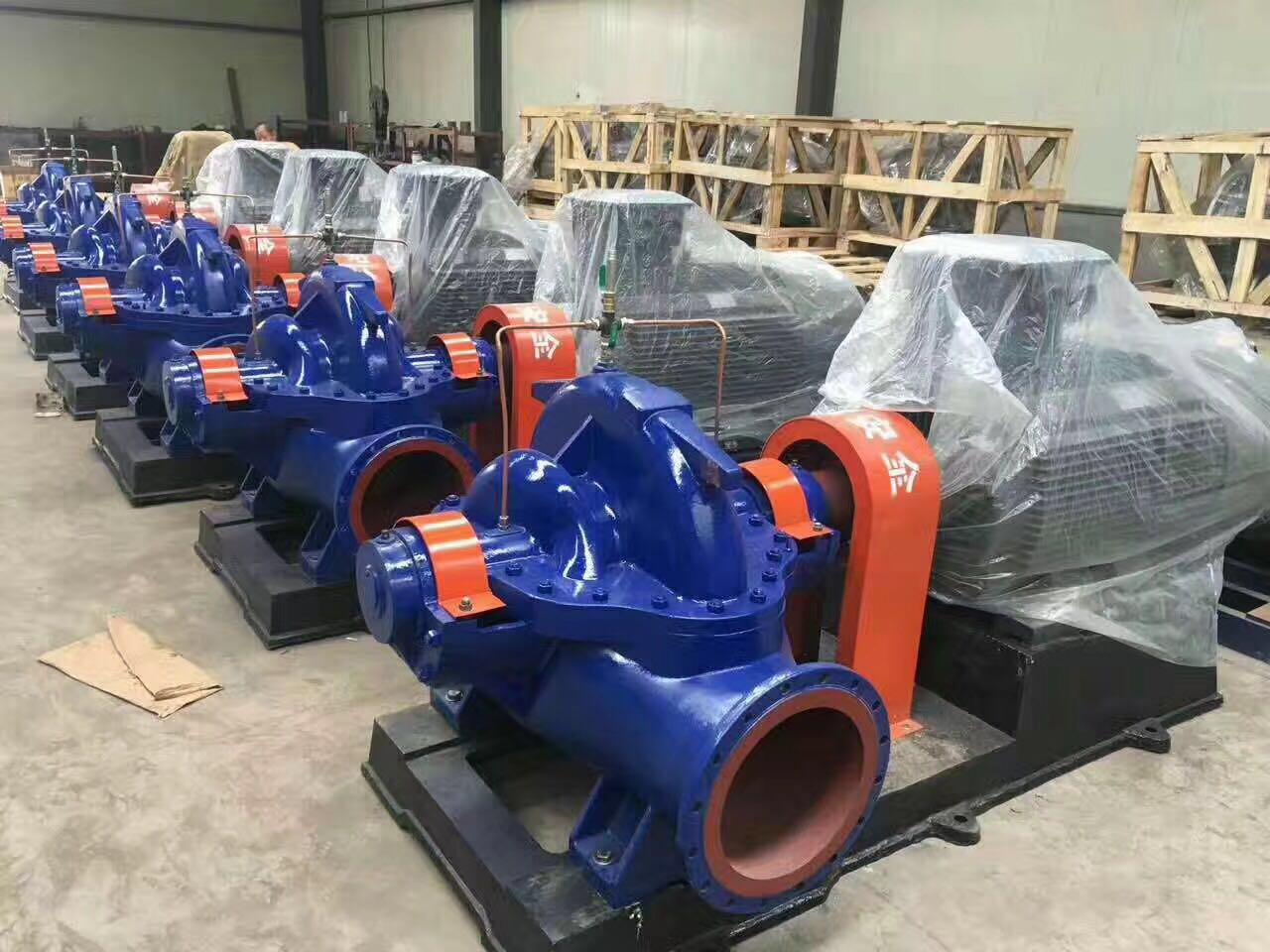 库尔勒单吸双吸中开离心泵-新疆质量好的新疆双吸离心泵供应