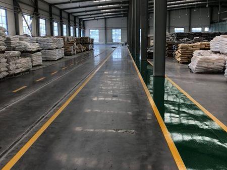 专业供应辽宁固化剂地坪就来浩森装饰工程