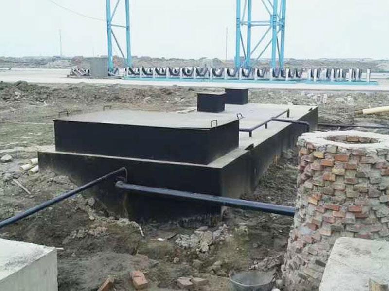 小区生活污水处理设备厂家
