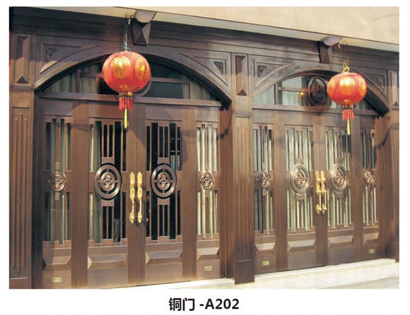 山西铜门厂-许昌品牌铜门供应商
