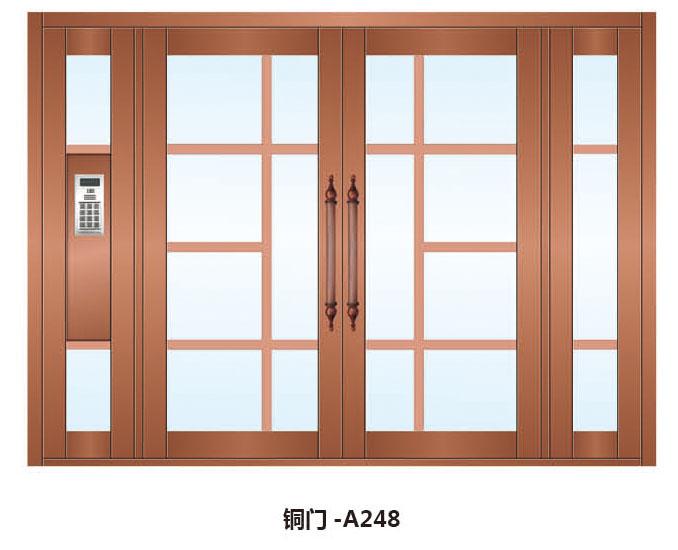 铜门厂家-质量好的铜门销售