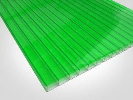 西安陽光板雨棚|陜西哪里買實惠的陽光板