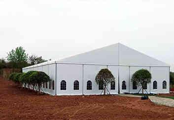 普陀选择篷房出租|邦夏装配式篷房_资深的户外活动篷房出租公司