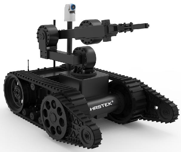 中小型排爆机器人智能反恐排爆机器人便携式排爆机器人