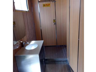 移动式车载公厕厂家推荐-长沙品牌好的钢架式环保公厕公司