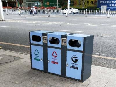 湖南价位合理的垃圾箱-选购质量可靠的垃圾箱就选洁洁环保