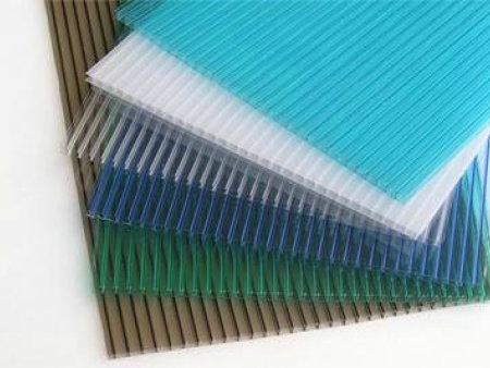 遼寧陽光板雨棚-寶麗高聚合物好用的陽光板批發