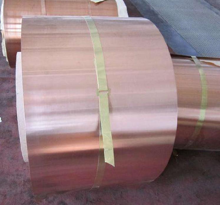 青县紫铜带-河北销量好的T2紫铜带