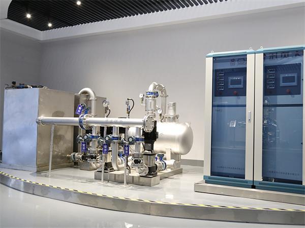 緩衝箱式無負壓供水設備多少錢-華立供水設備二次供水設備廠家供應