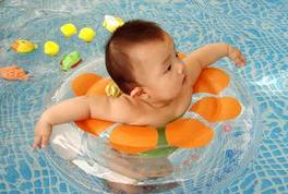 海口婴儿游泳怎么样|海口专业婴儿游泳项目_海南臻喜月母婴护理中心
