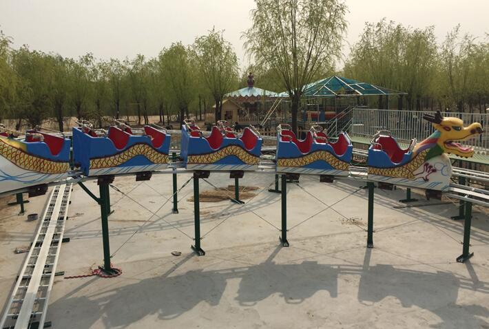 江西滑行龍設備廠-鄭州哪里買滑行龍游樂設備