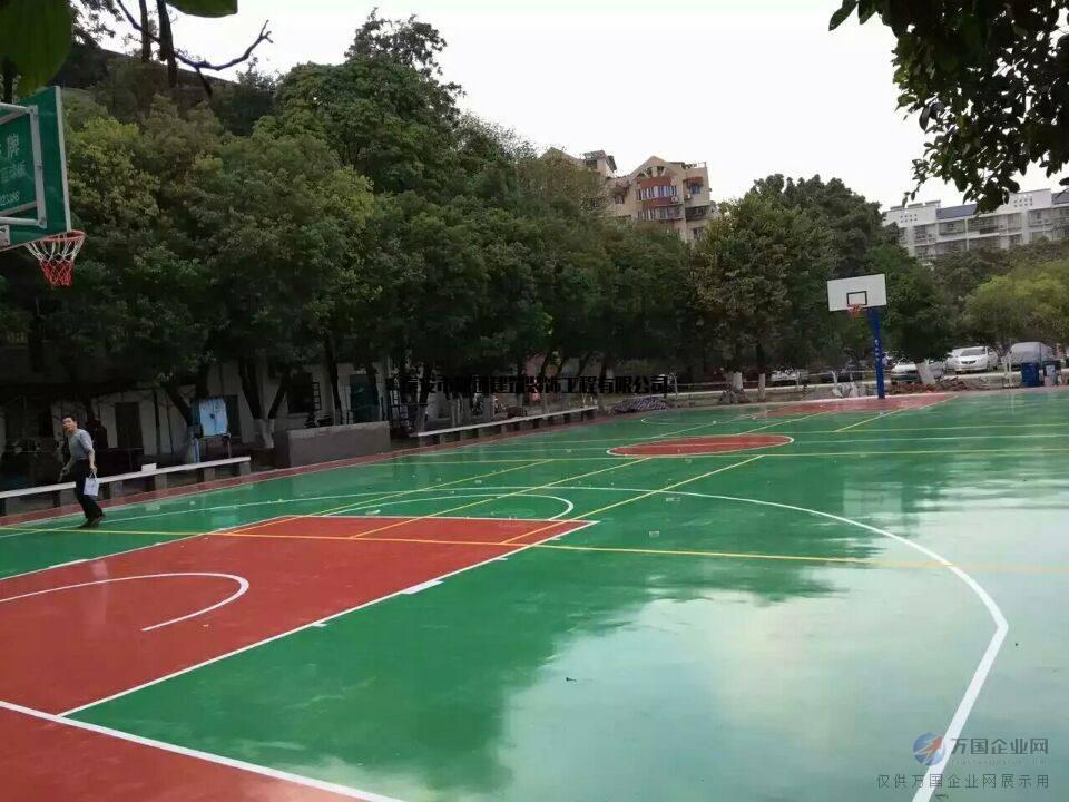 在哪能够买到优良篮球场地坪_河南固话地坪哪家好