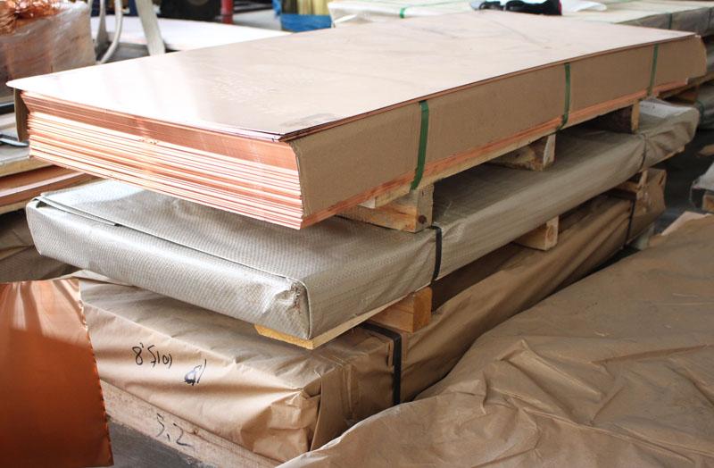吴桥紫铜板-在哪能买到价格适中的T2紫铜板