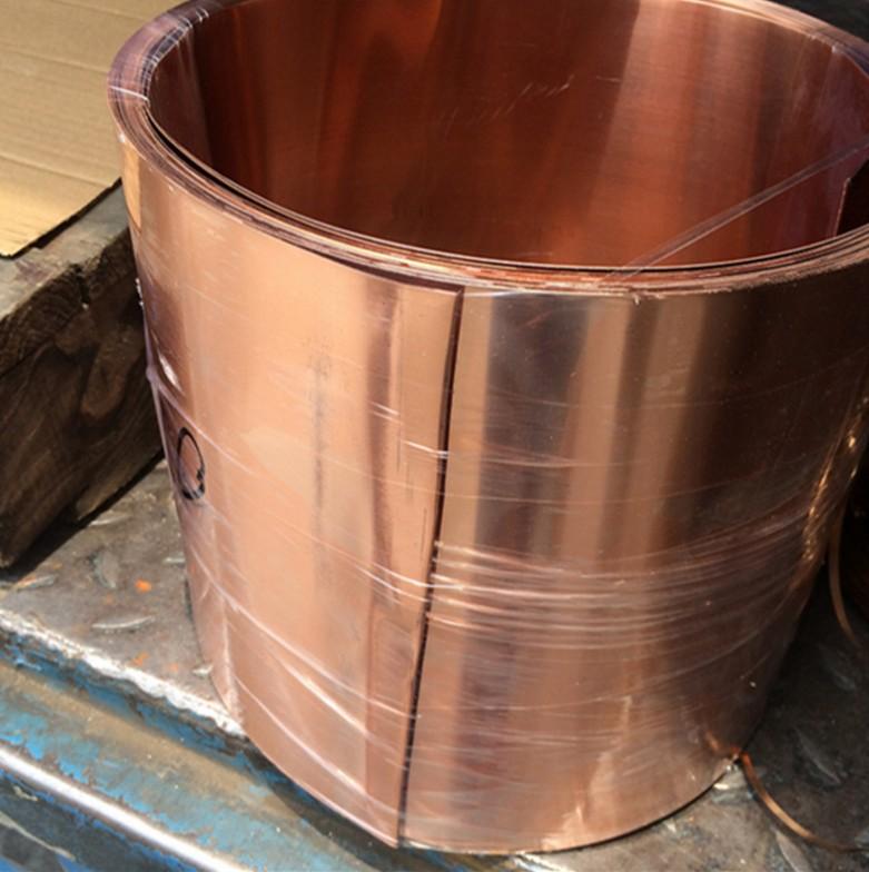 献县紫铜带_要买销量好的T2紫铜带就来轩业金属材料