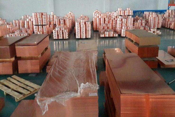紫铜板-沧州提供价位合理的T3 紫铜板