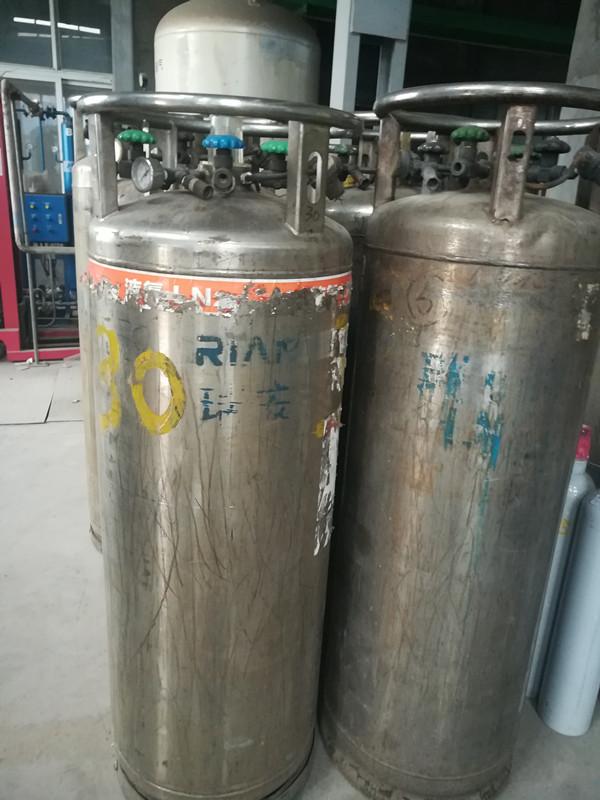 邓州液氮厂家_郑州高性价高纯液氮推荐