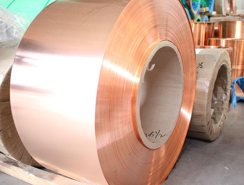 南皮紫铜带-高质量的T3紫铜带轩业金属材料专业供应