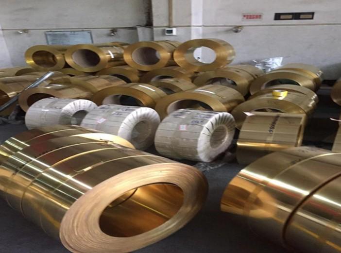 巴彥淖爾H65黃銅帶|哪兒能買到好用的H65黃銅帶呢