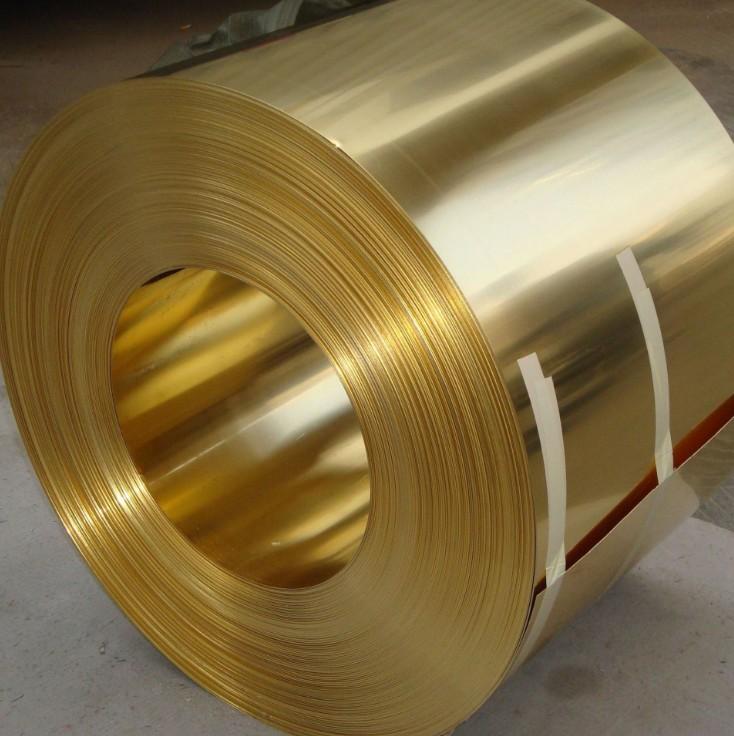 沧州黄铜带_如何选购优良H65黄铜带