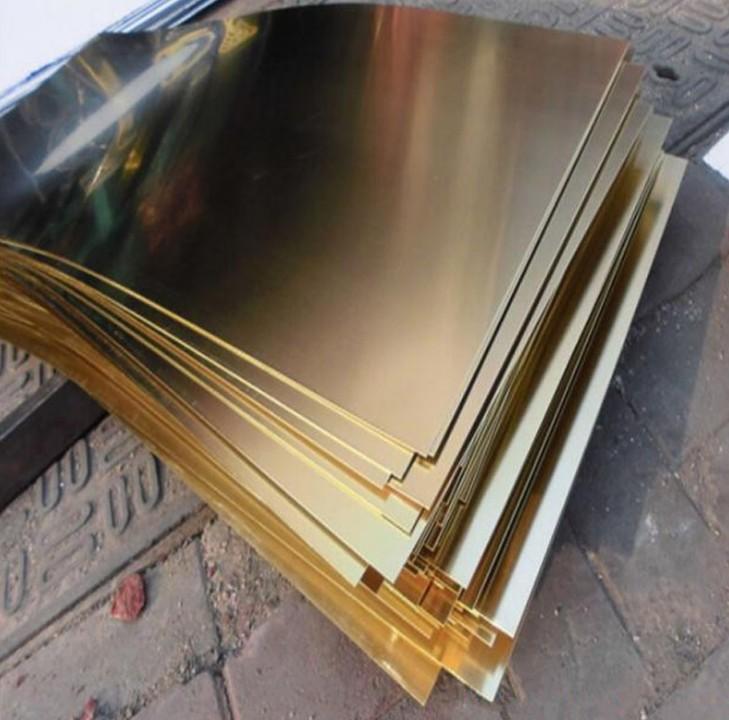吴桥县黄铜板-沧州哪里有卖厂家直销H65黄铜板