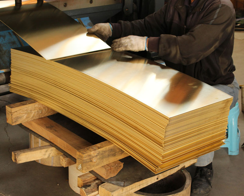 焦作H65黄铜板|衡水优良H65黄铜板供货商