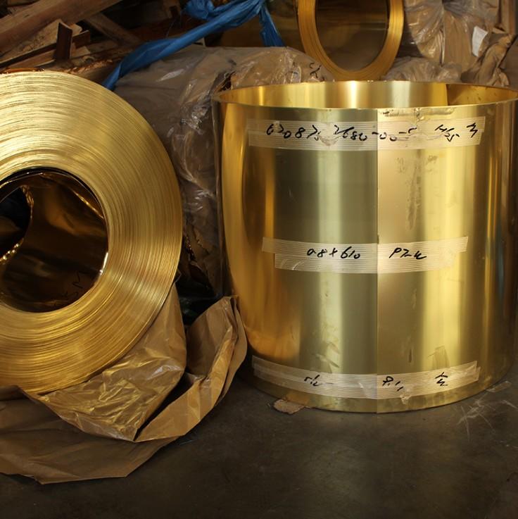 驻马店H62黄铜带_好的H62黄铜带轩业金属材料专业供应