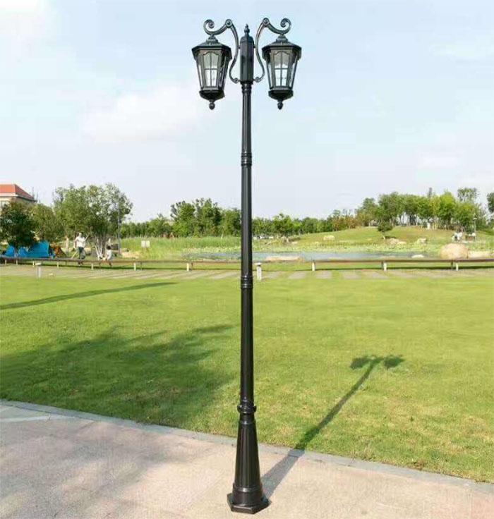 阿拉善盟庭院灯-高性价宁夏庭院灯市场价格