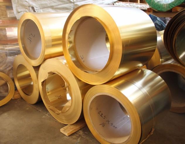 濮阳H62黄铜带-划算的H62黄铜带就在轩业金属材料