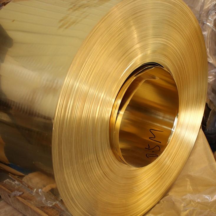 南皮黄铜带_优良H62黄铜带品牌推荐