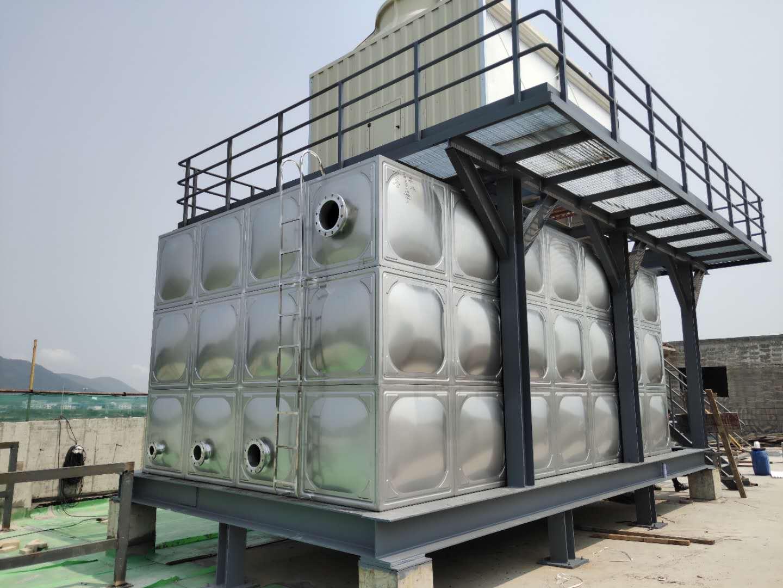 不锈钢方形保温水箱价格-强度高的不锈钢方形水箱出售