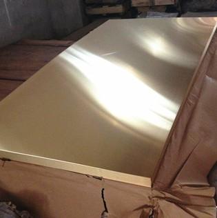 沧州黄铜板_优良的H62黄铜板哪里买