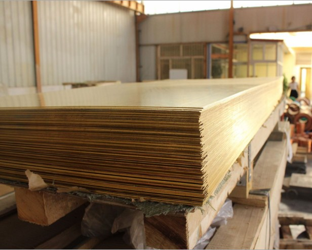 商丘H62黄铜板-河北具有实力的H62黄铜板供应商当属轩业金属材料