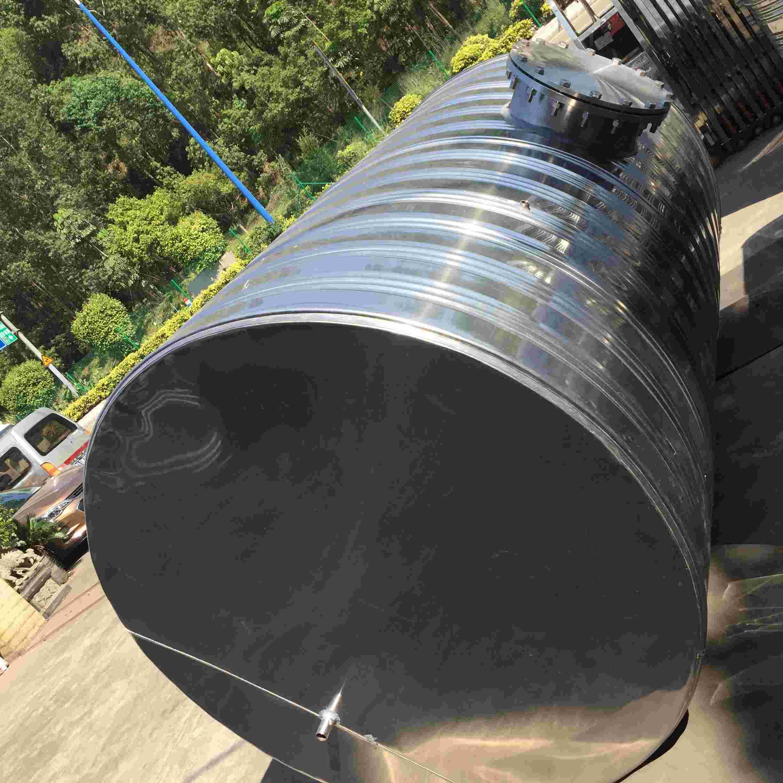 承压水箱价格-全得不锈钢制品专业生产不锈钢承压水箱